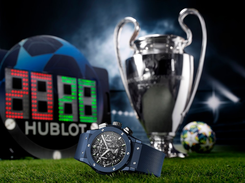 Premier League Official Timekeeper
