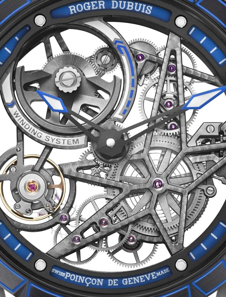 Roger Dubuis Excalibur Spider Pirelli Ice Zero 2