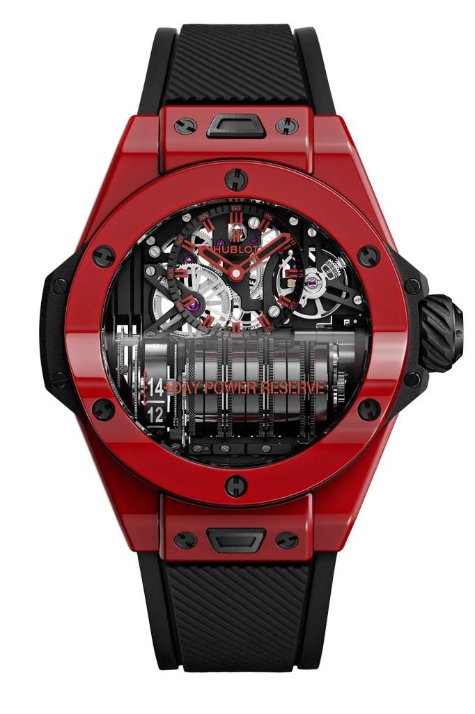 Big Bang MP-11 Red Magic