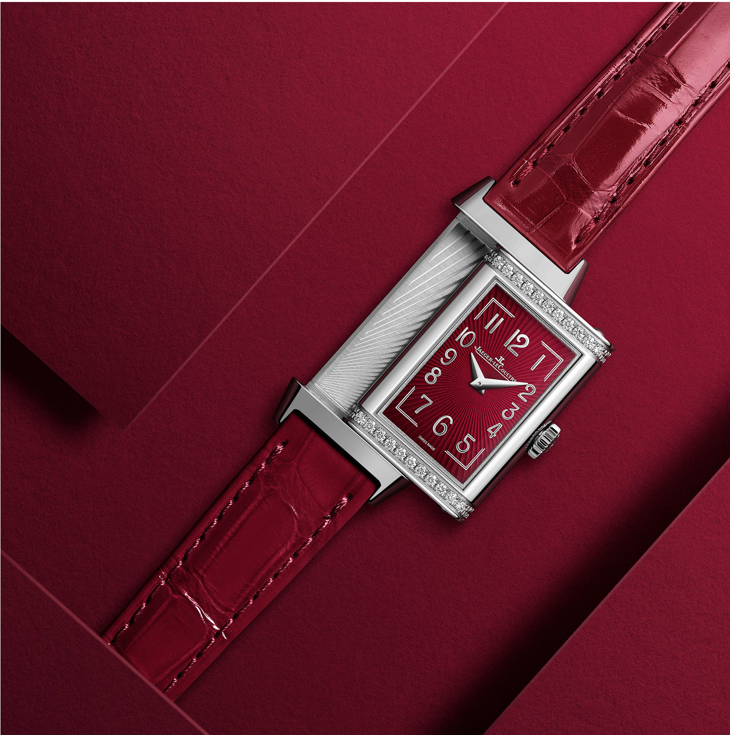 Reverso one red wine