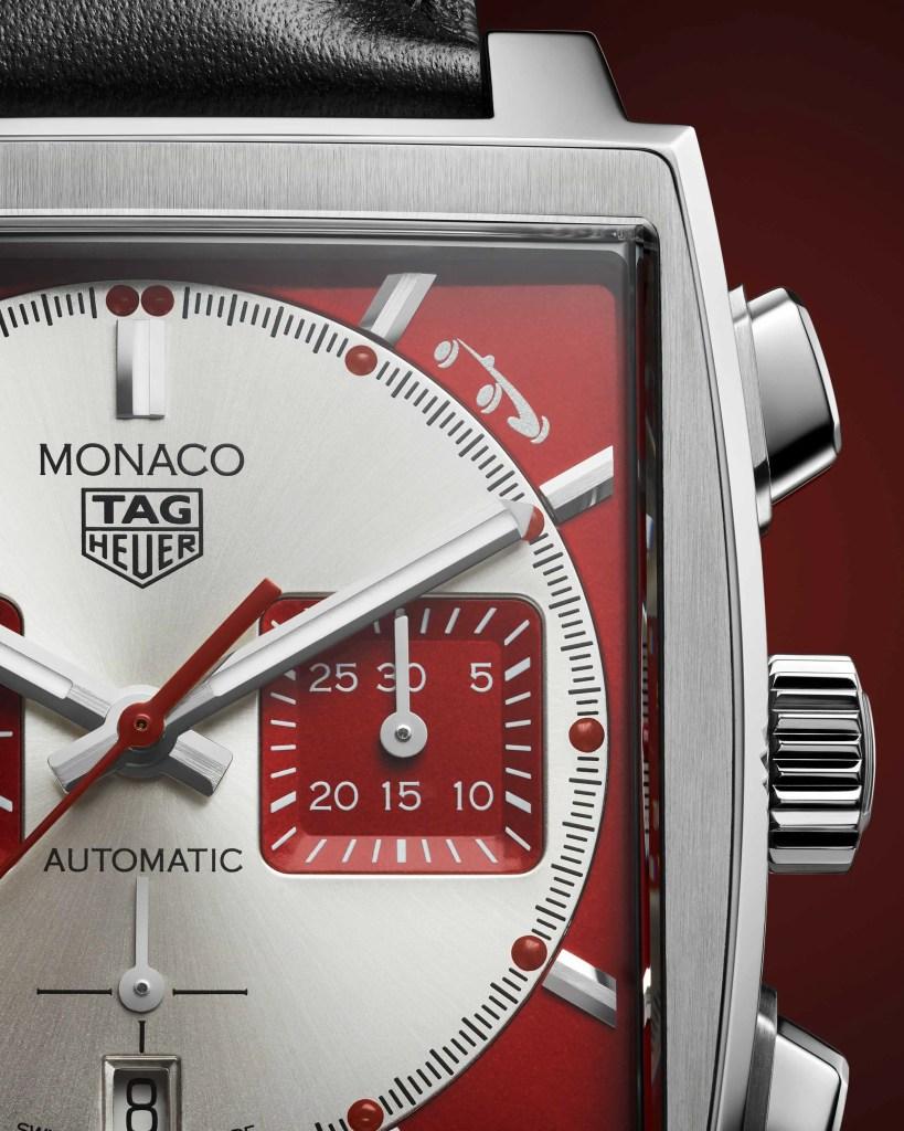 new TAG Heuer Monaco Grand Prix de Monaco Historique Limited Edition