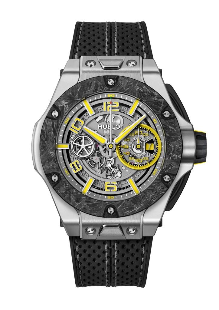 Hublot Big Bang Scuderia Ferrari 90th Anniversary Platinum 402 Tq 0129 Vr Sd Hr W Jpg. 724x1024