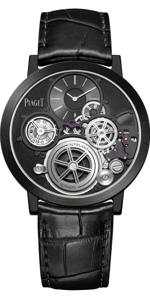 Piaget Altiplano Ultimate Concept Black G0a45500 Drawing Png. 514x1024