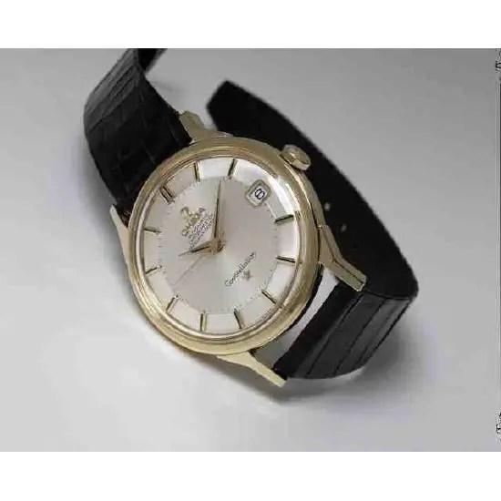 Omega Vintage Constellation Calendar Cd 168 0005 L
