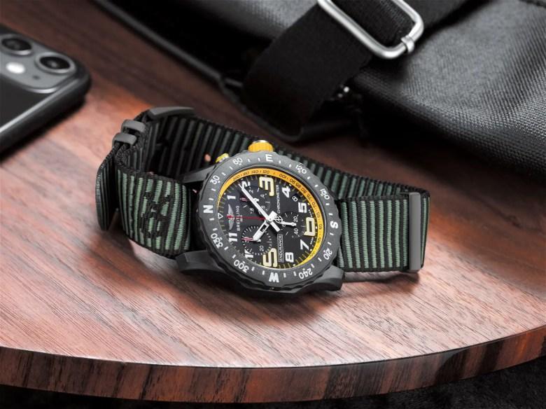 new Breitling Endurance Pro