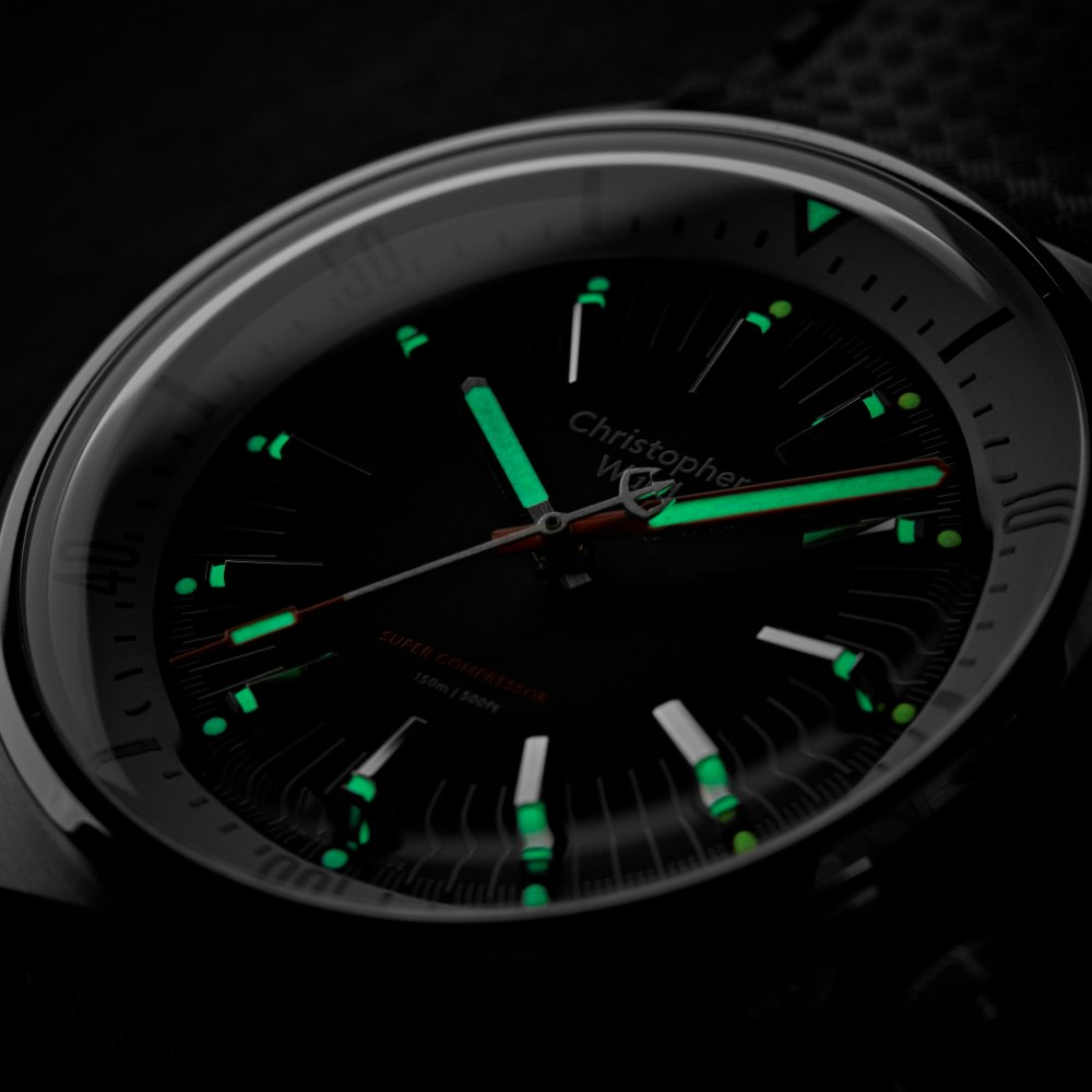 Christopher Ward C65 Super Compressor