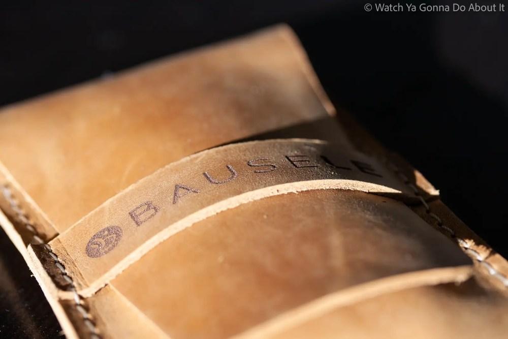 Bausele Vintage 2.0 Watch case Bausele Vintage 2.0