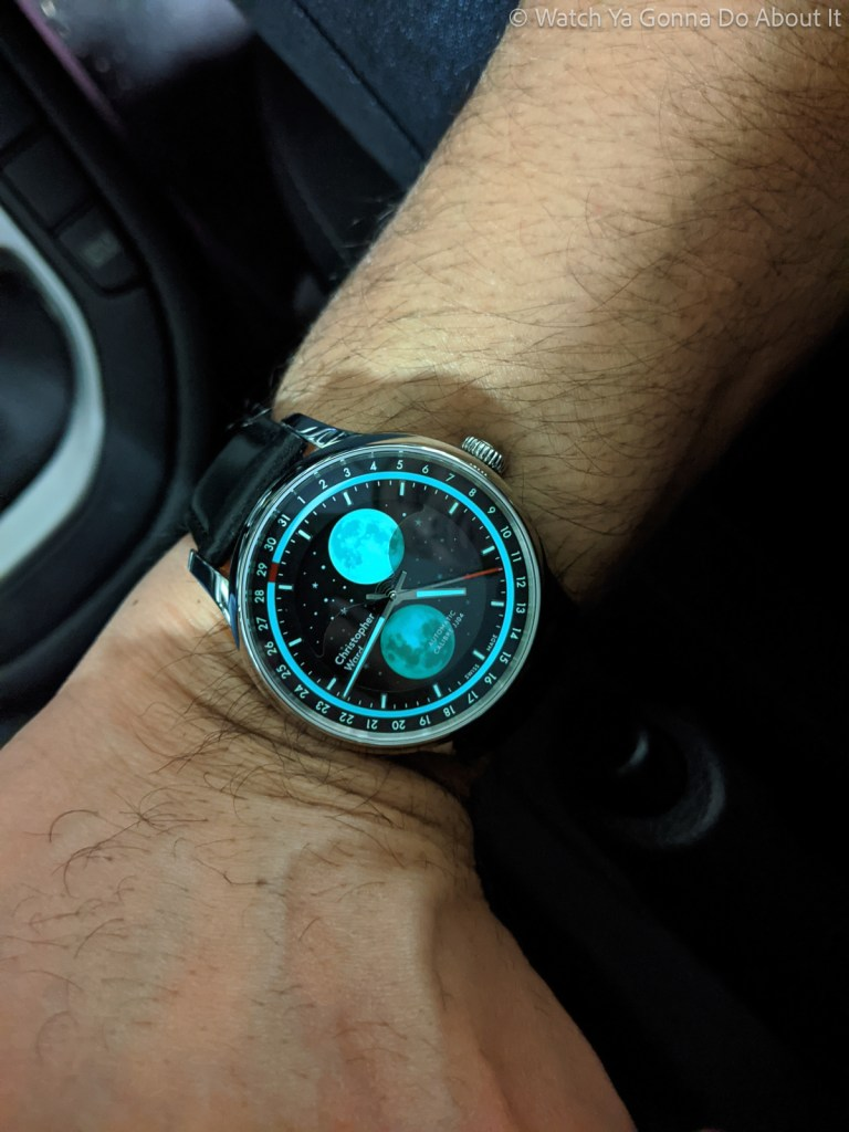 Christopher Ward Moonglow Hands On 67 768x1024