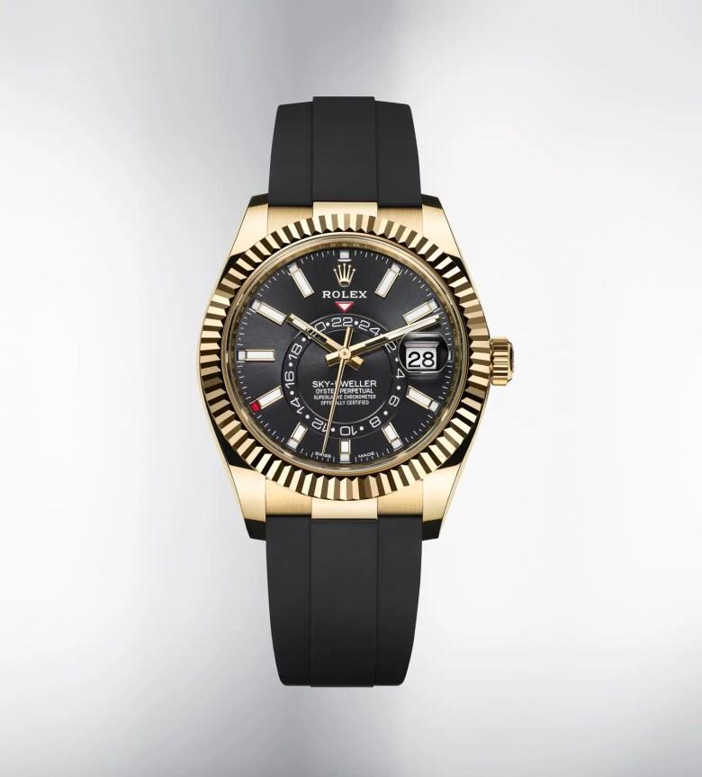 new Rolex Sky-Dweller