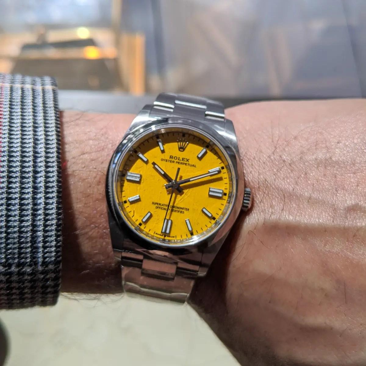 Rolex 2020 Novelties Hands On 8