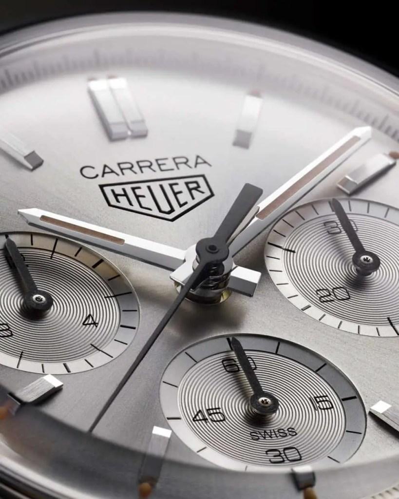 new TAG Heuer Carrera Chronograph