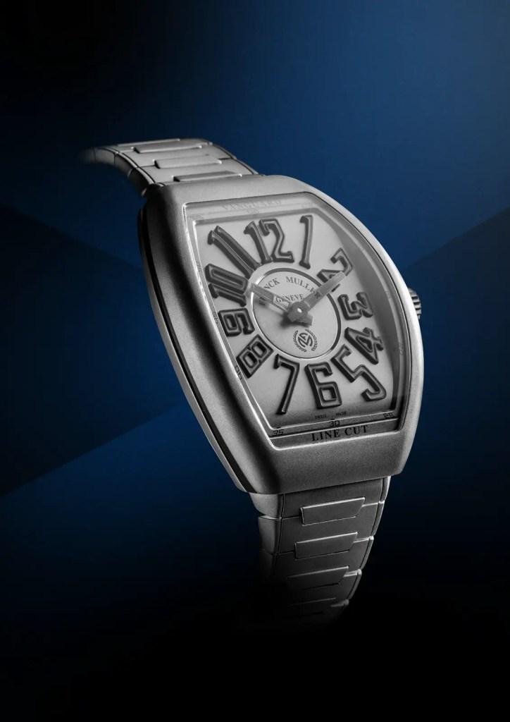 New Franck Muller Vanguard™ Line Cut