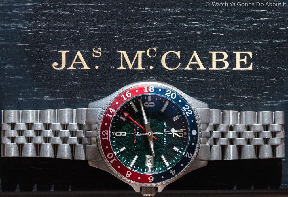 James McCabe Baja