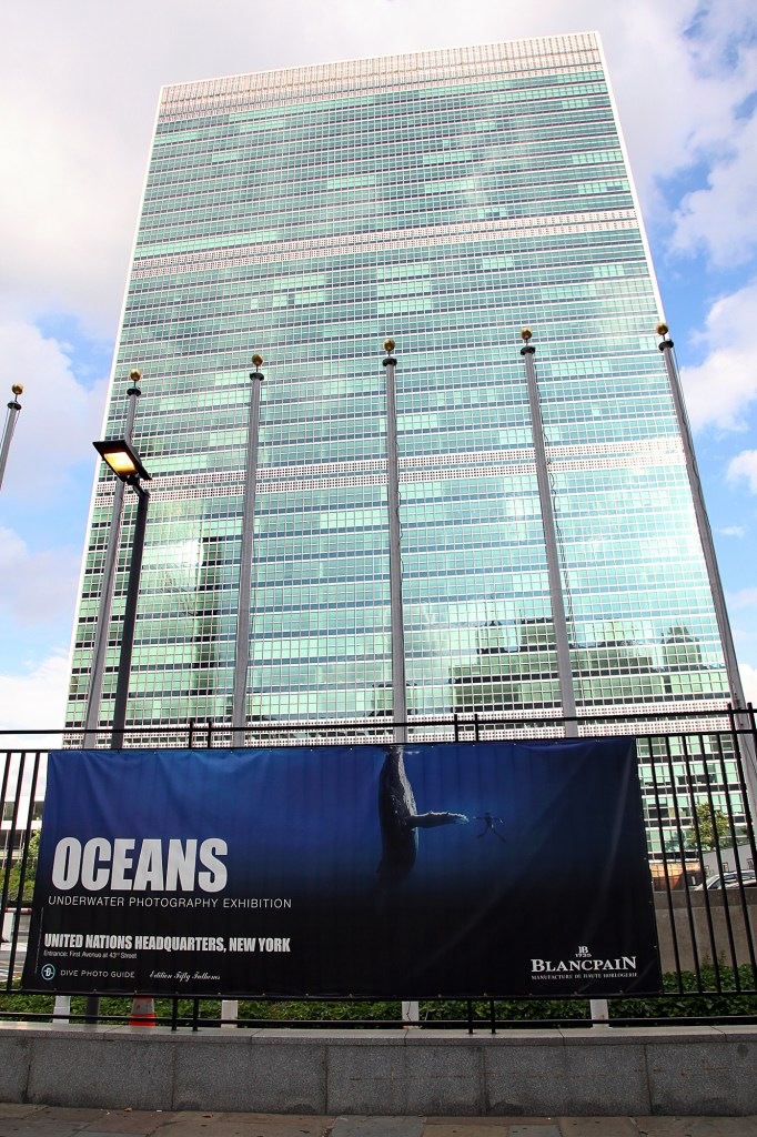 Blancpain x United Nations