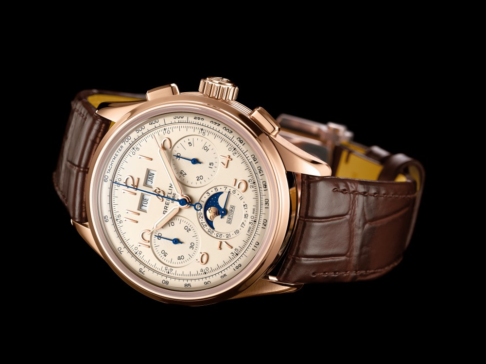 New Breitling Premier Heritage Collection