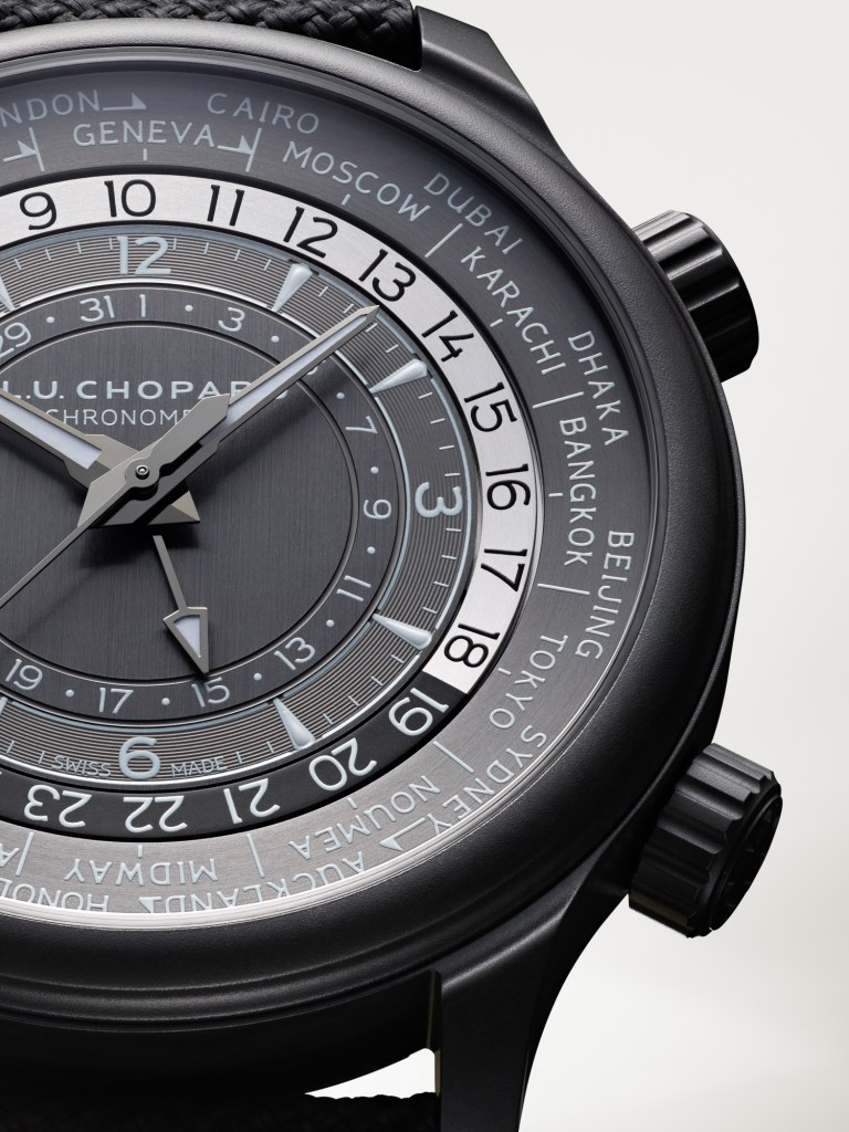 Chopard Time Traveller One Black 9 768x1024