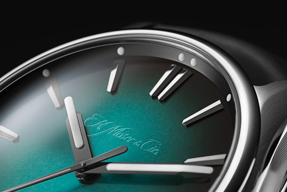New H. Moser & Cie. Pioneer Centre Seconds 'MEGA Cool'