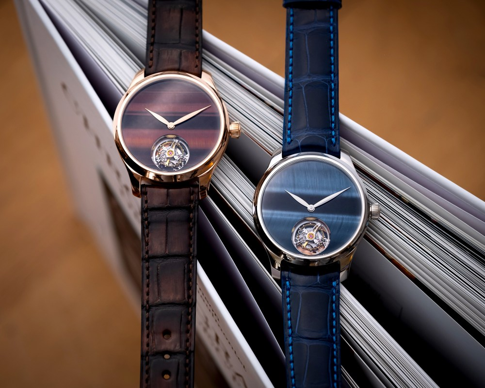 H. Moser And Cie Tigers Eye 8 1024x819