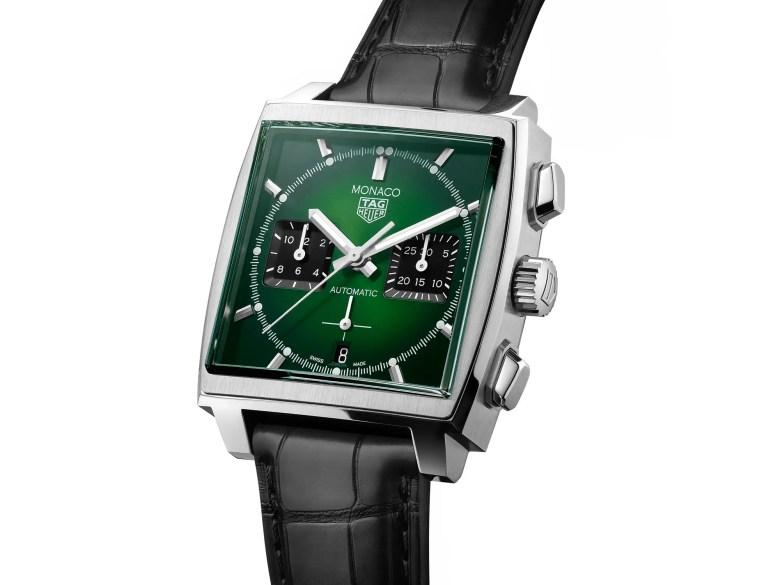 Tag Heuer Monaco Green 25 1024x768