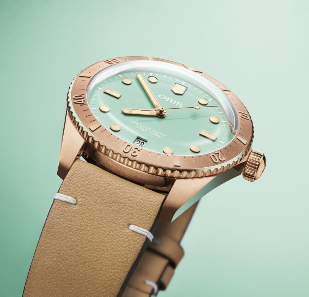 Green Watches from Watches and Wonders 2021