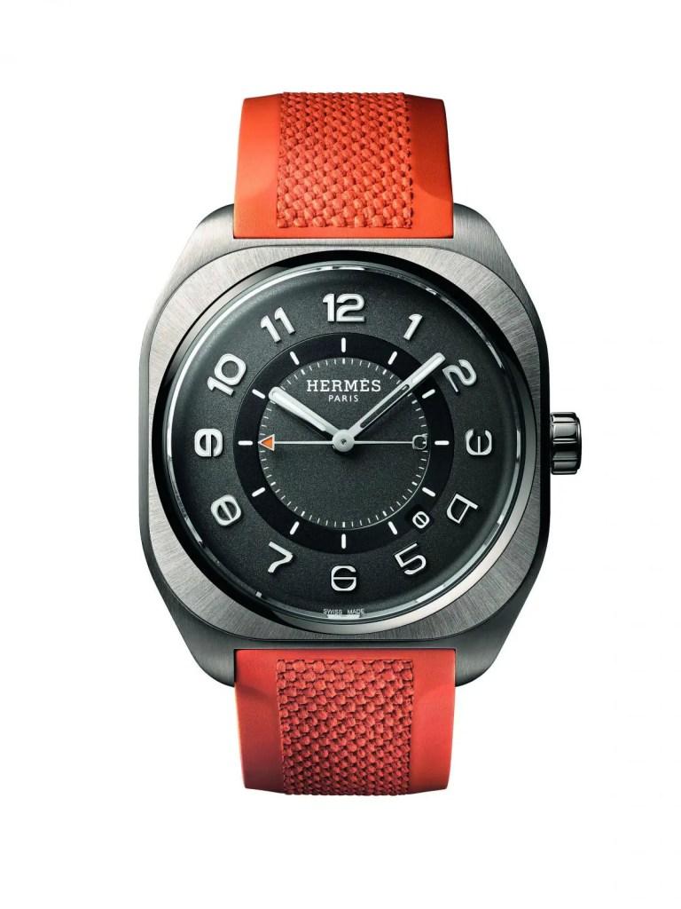 Hermes H08 Titanium Orange Rubber 768x1024