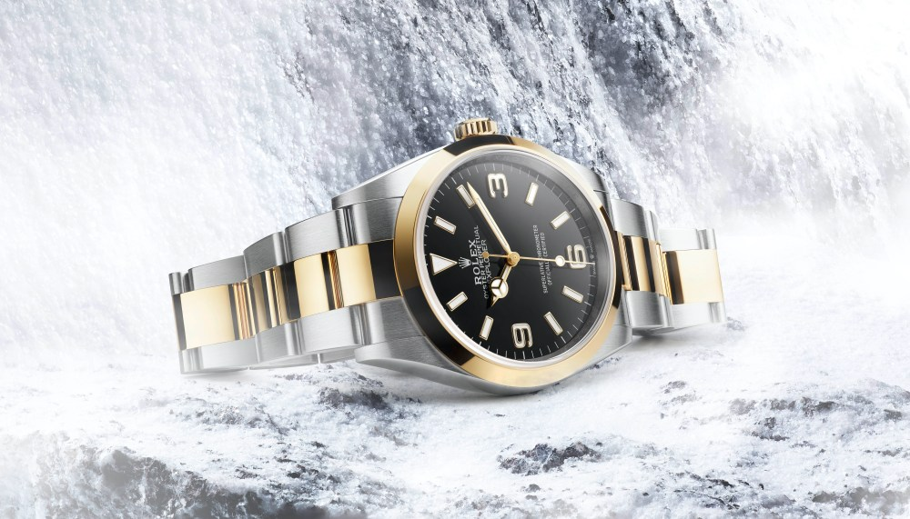 New Rolex Explorer Collection Explorer