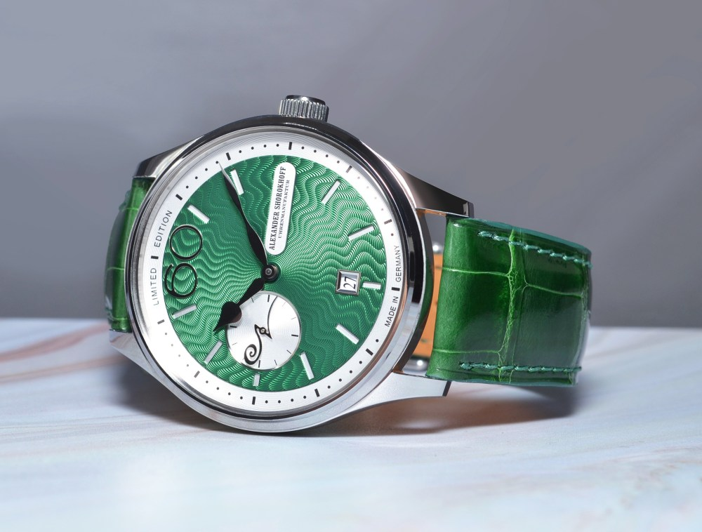 Embrace The Nature: First Look At The New Alexander Shorokhoff Neva Green