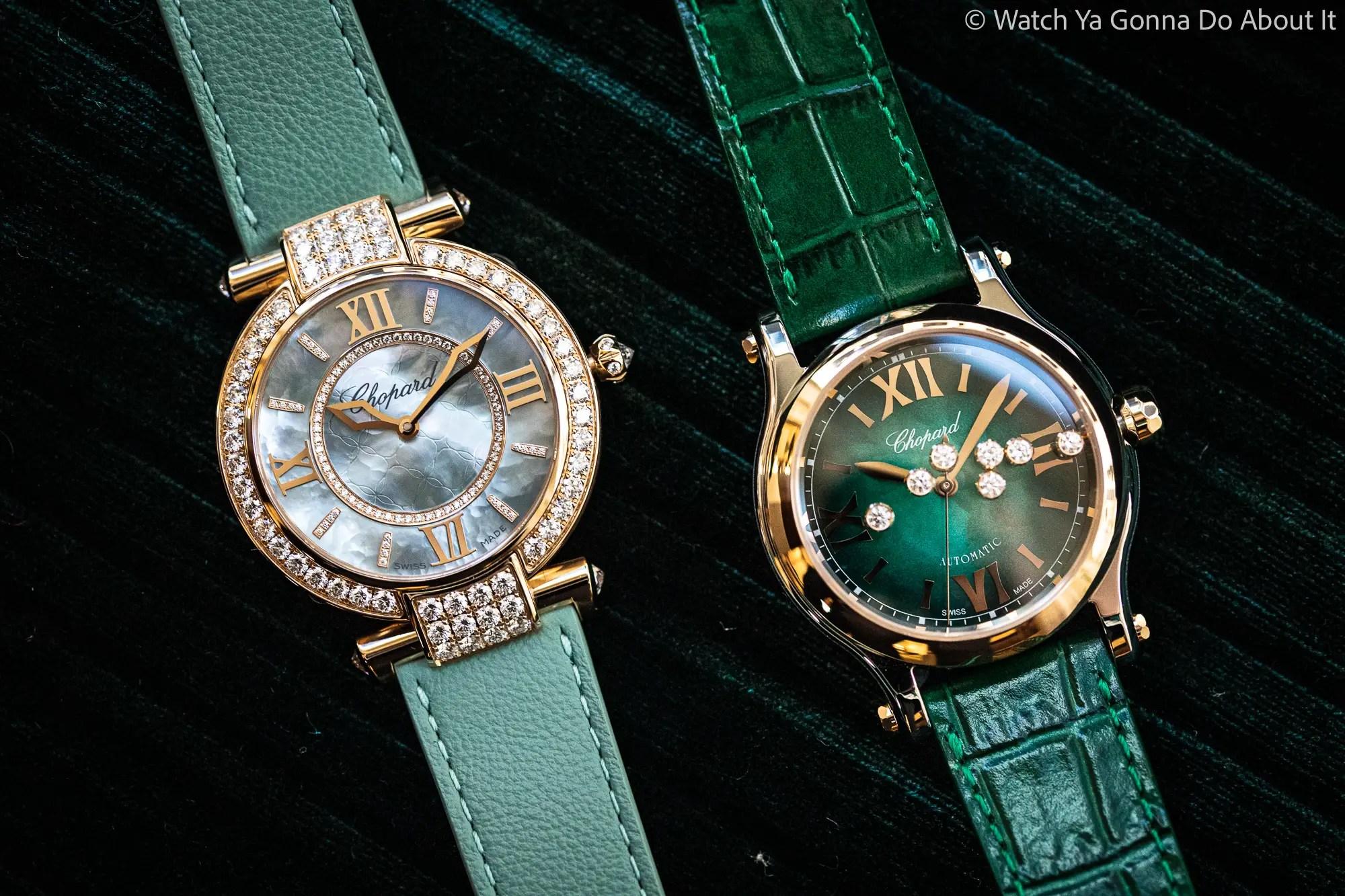 Chopard Ladies Watches 48