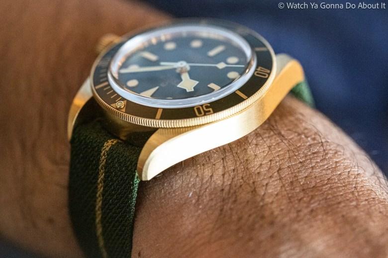 Tudor Black Bay 18K Green 26 1024x682