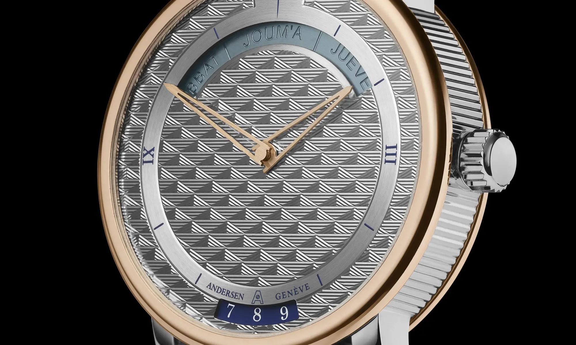Andersen Geneve Only Watch 3