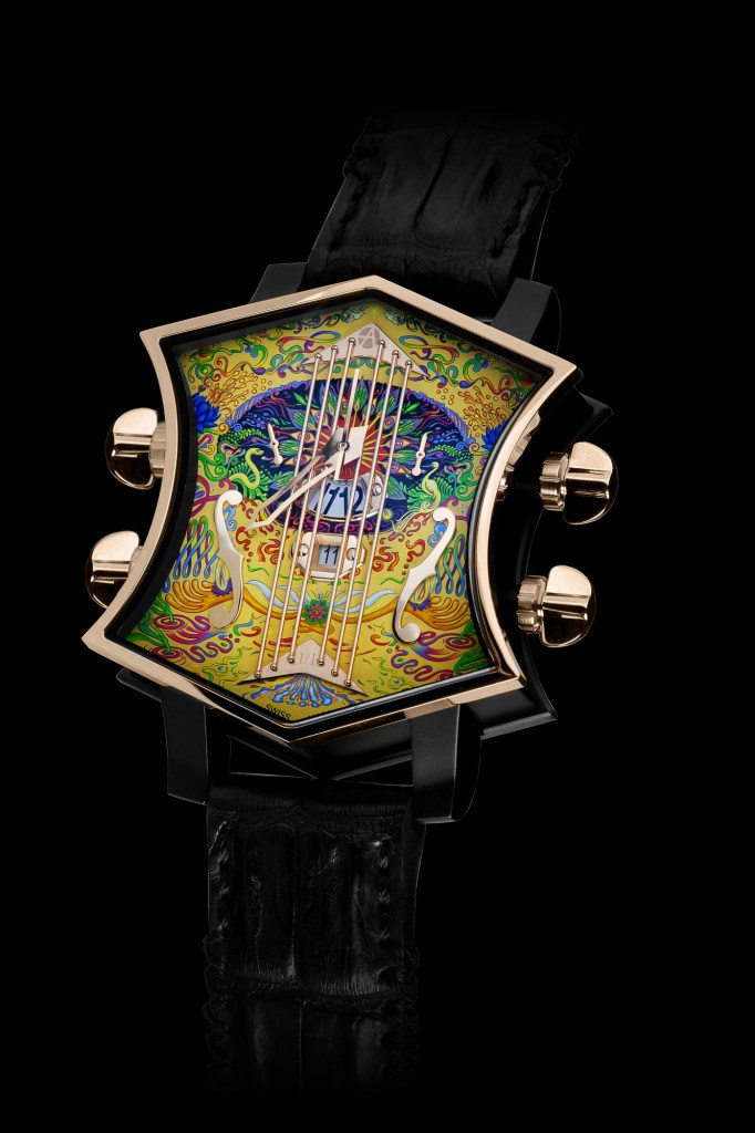 New ArtyA Guitar Only Watch 2021