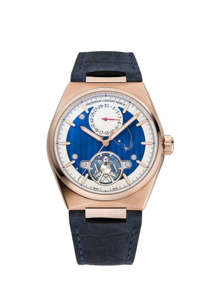 New Frederique Constant Highlife Monolithic Only Watch 2021