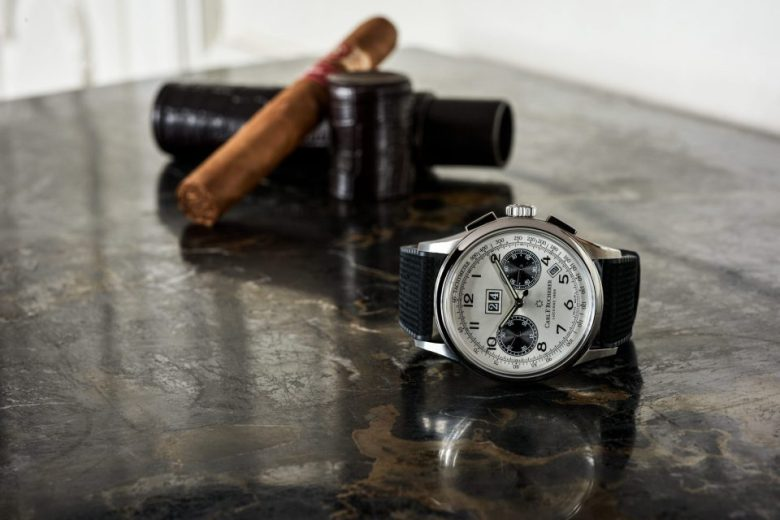 Heritage Bicompax Annual In Stainless Steel Scaled 1