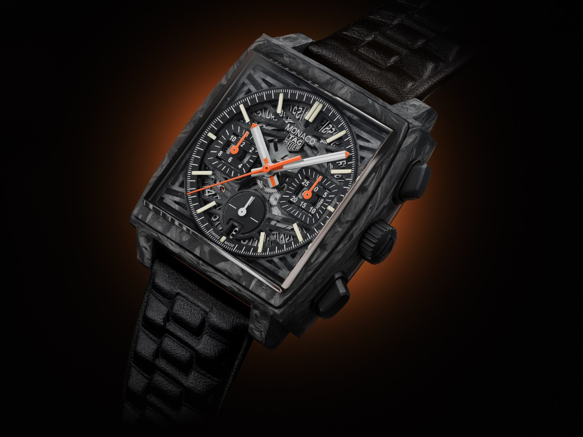 Tag Heuer Only Watch 1