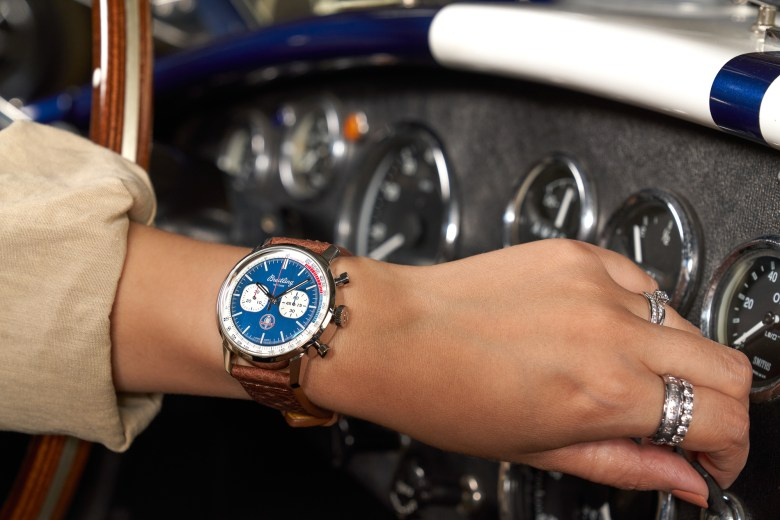 New Breitling Top Time Classic Cars Capsule Collection
