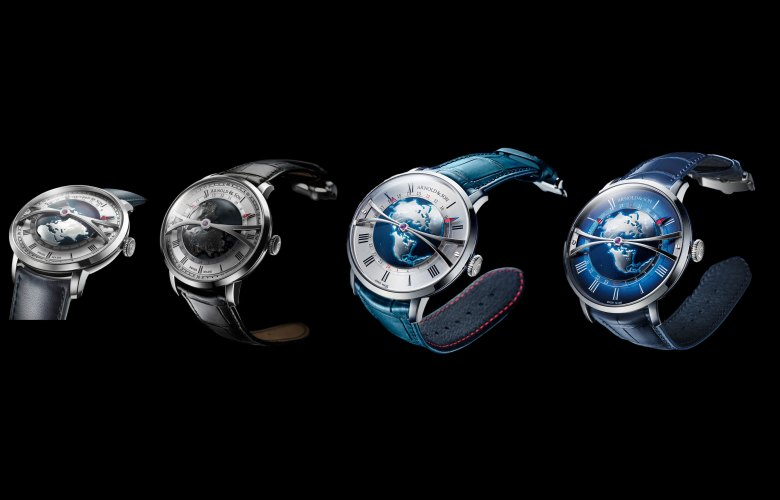 Arnold And Son Globetrotters 1024x656