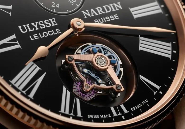 New Ulysse Nardin Marine Torpilleur