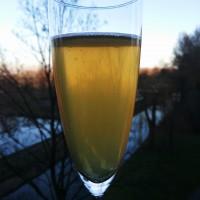 cider na 3 maanden op fles