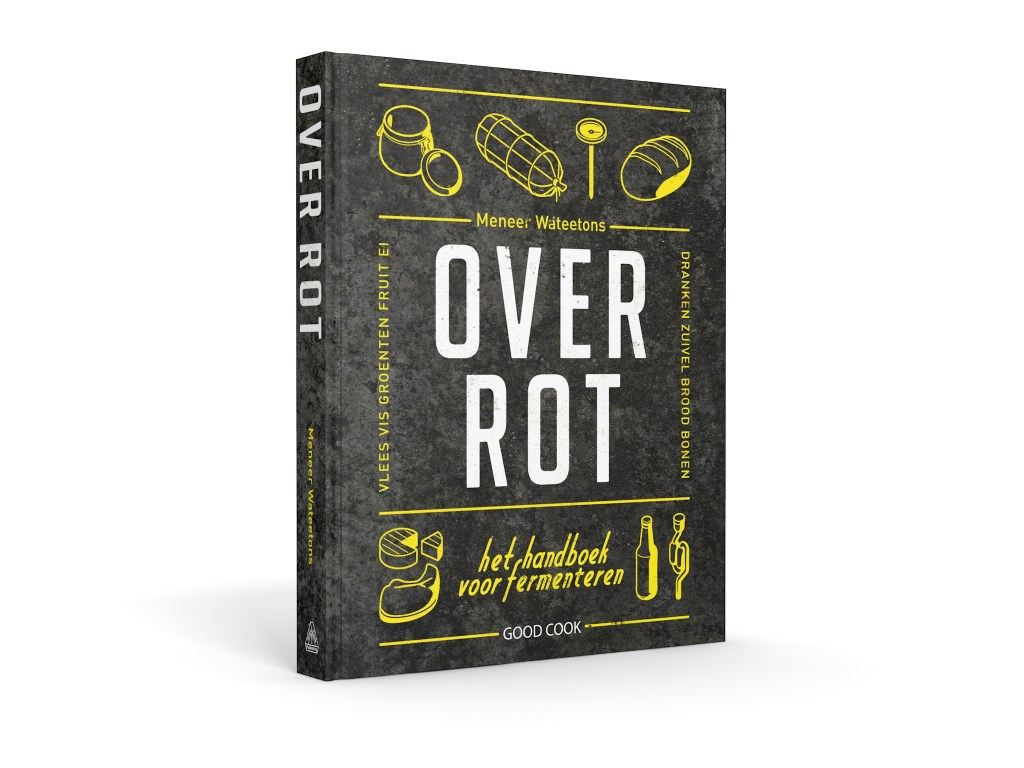Meneers nieuwe boek: Over Rot