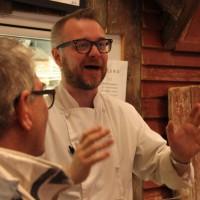 bezoek aan een Noorse delicatessezaak