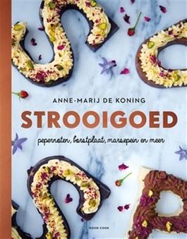 Meneer leest een boek: Strooigoed – Anne-marij de Koning