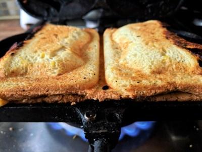 Blije en nucleaire tosti's