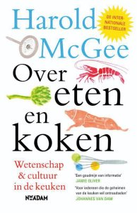 Boek Cover Over Eten en Koken - McGee