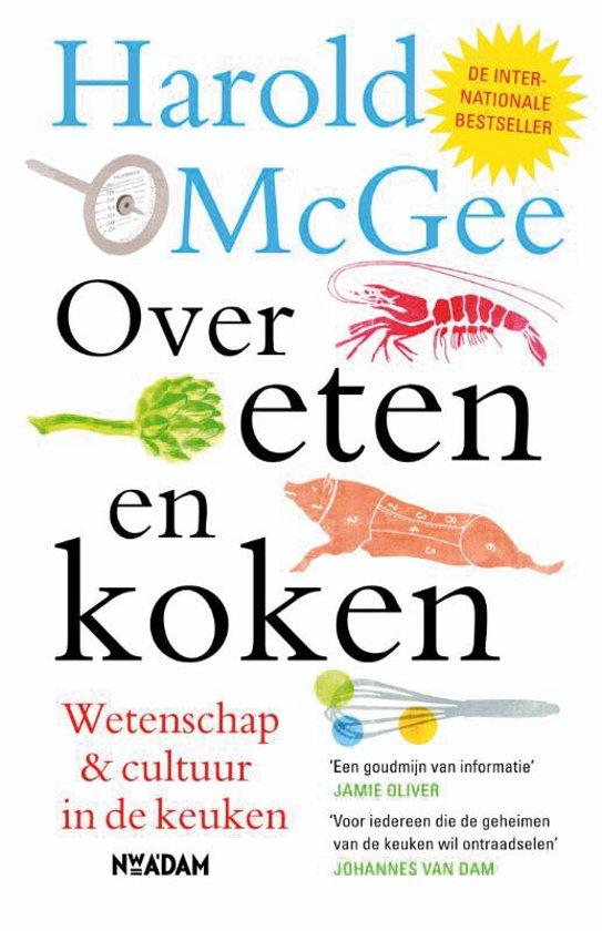 Book Cover: Over Eten en Koken - McGee