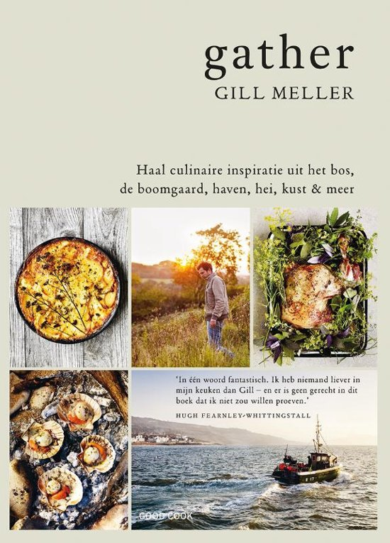 Boek Cover Gather - Gill Meller