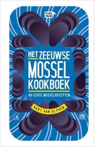 Boek Cover Het Zeeuwse Mossel kookboek - Van Olphen