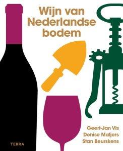 Boek Cover Wijn van Nederlandse bodem - Vis