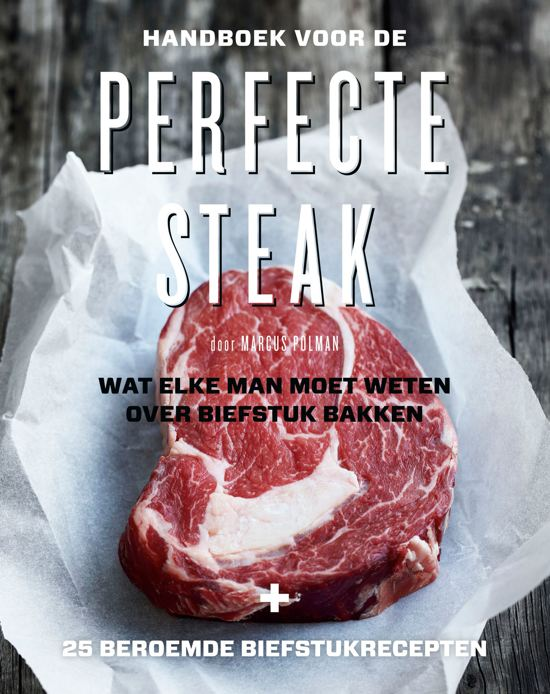 Book Cover: Handboek voor de perfecte steak - Polman