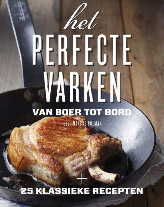 Book Cover: Handboek voor het perfecte varken - Polman
