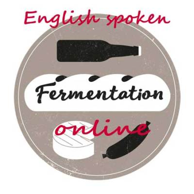 ENGLISH SPOKEN online masterclass 'how to make your own kombucha'